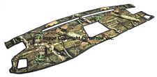NEW Mossy Oak Break-Up Infinity Camo Camouflage Dash Mat Cover / 2007-13 TUNDRA