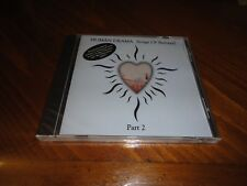 Human Drama Songs of Betrayal Part 2 CD Johnny Indovina - Gothic Punk Hard Rock