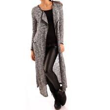 M Damen-Pullover & -Strickware mit Wasserfall-Ausschnitt ohne Verschluss