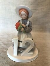 American Greetings Holly Hobbie Birthday Collection 12 Figurine
