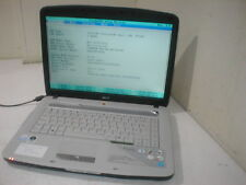 Acer Aspire 5720Z Pentium Dual Core 1.46Ghz spares/rebuild. OK, incomplete D3