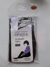 Elly May 70 denier Brown nylon girls tights. Size 2-3 Years