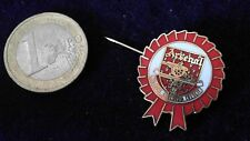 Fussball Brosche Badge kein Pin Retro FC Arsenal the Gunners London