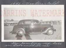 Vintage Car Photo 1935 Ford Custom Hot Rod in Ventura California 696278