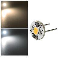 nano G4 Led Stiftsockel-Lampe 17/20lm. 120°, 12V DC 0,5W, mini G-4 Leuchtmittel