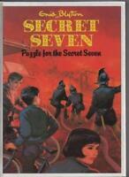 Puzzle for the Secret Seven (Enid Blyton's The Secret Seven Series III) By Enid