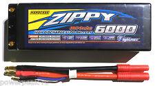Zippy 6000mAh 2s 7.4v 35c 45c Hardcase LiPo - Traxxas HPI Deans 5000mAh Turnigy