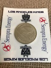 NHL Los Angeles Kings Staples Center Inaugural Season Coin New In Packaging OOP