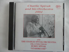 CHARLIE SPIVAK & ORCHESTRA 1981 + ORCHESTRA 1986 CONDUCTED BY DUBBY SPIVAK - STA