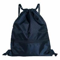 Portable Men Women Drawstring Backpack Large Capacity Travel New Shoulders Bags