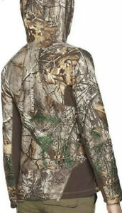 Under Armour Stealth Hunting Mid Season Hoodie Women's Sz L NEW $160 128269-947