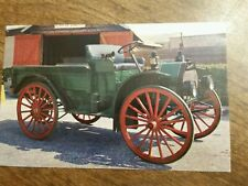 Cars Of Yesterday 1911 International Truck Postcard