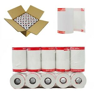 (SHRINK WRAPPED) 2 1/4 X 50 THERMAL PAPER  CREDIT CARD TERMINAL PAPER 50 ROLLS