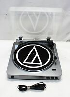 Audio-Technica Model AT-LP60-USB Fully Automatic Belt-Drive Stereo Turntable