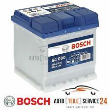 Bosch Starterbatterie 44Ah 420A auto batterie Akku Start-Stopp für Fiat Lancia