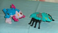 original G1 Transformers NAUTILATOR & SKALOR seacon lot Piranacon