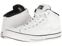 Converse Unisex Chuck Taylor All Star High Street Hi White Black White