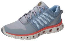 K-Swiss Soul Women's Leather Upper Shock Dispersion Running Shoes. XLITETUBES