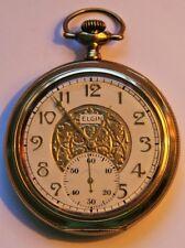 Elgin Gold Filled Pocket Watch High Quality 19 Jewels B.W. Raymond c.1910 rare