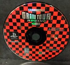 Car and Driver Presents: Grand Tour Racing '98 (Sony PlayStation 1, 1997) PS1