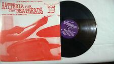 BATTERIA FOR THE BEATHEADS Volume 3 Vinyl LP Reggaes Black Exotics Nite Liters
