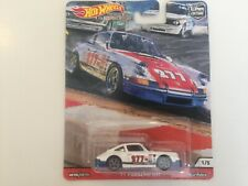 Diecast Car - Hot Wheels - '71 Porsche 911 1/5 White Toys 815955 NEW