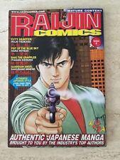 Raijin Comics Issue 0-46