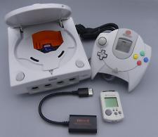 Fully MODDED Sega Dreamcast GDEMU, Noctua Fan, HDMI, SD Card and More