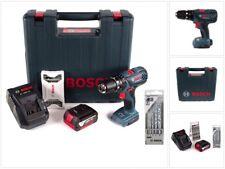 Bosch GSB 18-2-Li Plus Schlagbohrschrauber 18V + 1x 4 Ah Akku + Lader + Zubehör