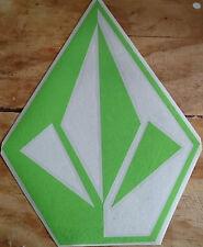 Volcom GREEN VW tavola da surf skateboard Windsurf Snowboard In Vinile Sticker 100mm