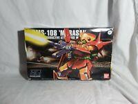 RMS-108 Marasai 1:144 Scale Gundam Mobile Suit Model Kit Bandai 2005