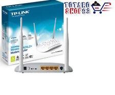 TP-LINK TD-W8961ND (IT) Modem Router 300M Wireless N, ADSL2+, 4x LAN 10/100Mbps,