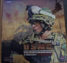Soldier Story 1/6 USMC in afghanistan HEMLAND PROVINCE misb