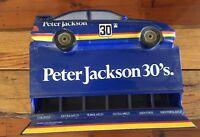 Vintage Peter Jackson cigarettes ,Ford Sierra,Cosworth  Large Advert Sign Seton,