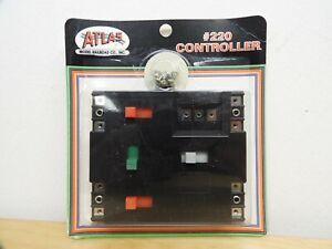 ATLAS MODEL RAILROAD CO., INC., CONTROLLER, #220