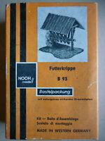 VintageSammlermodell: NOCH B 93 - H0 Bausatzmodell, Mini-Diorama  in OVP
