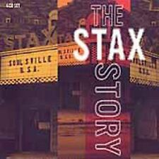 NEW The Stax Story [4 CD] (Audio CD)