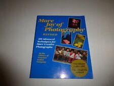 More Joy of Photography by Eastman Kodak Company Staff; Richard A. Epstein B316