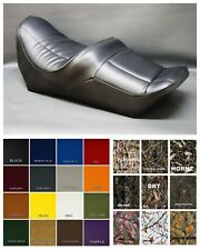 Yamaha XV500 Virago Seat Cover 1982 1983 1984 in 25 Colors or 2-tone   (E/W)
