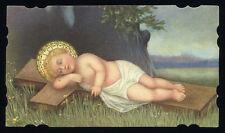 santino-holy card*ediz.NB n.R/3406 GESU' BAMBINO