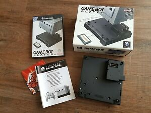 GameBoy Player boxed Complete for Nintendo GameCube EXCELLENT condition PAL EU