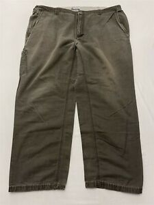 Columbia 44 x 30 Soft 100% Cotton Ridge Cloth Lander Pant Outdoor Pants AM8431
