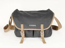 Vintage waterproof canvas camera bag Messenger bag for DSLR Camera and lens 0357