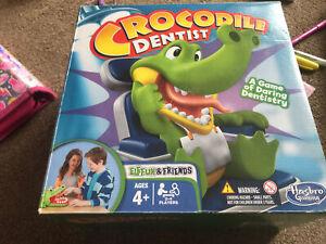 Crocodile Dentist By Hasbro