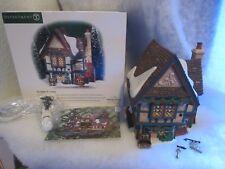 Department 56 Dickens Village Spider Box Locks