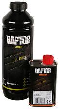 UPOL RAPTOR Transportflächen Beschichtung schwarz 1 Liter inkl. Härter U-Pol