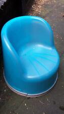 Sessel Stuhl Kimme blau IKEA Düsseldorf