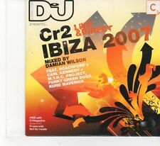 (FR153) DJ Magazine Presents Cr2 Live & Direct, Ibiza 13 tracks - 2007 CD
