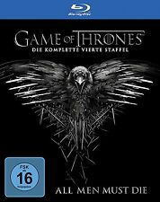 Game Of Thrones vierte Staffel auf Blu Ray US Serie