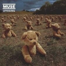 "MUSE ""UPRISING"" CD 2 TRACK SINGLE NEW!"